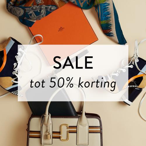 Big sale 50 korting avatar