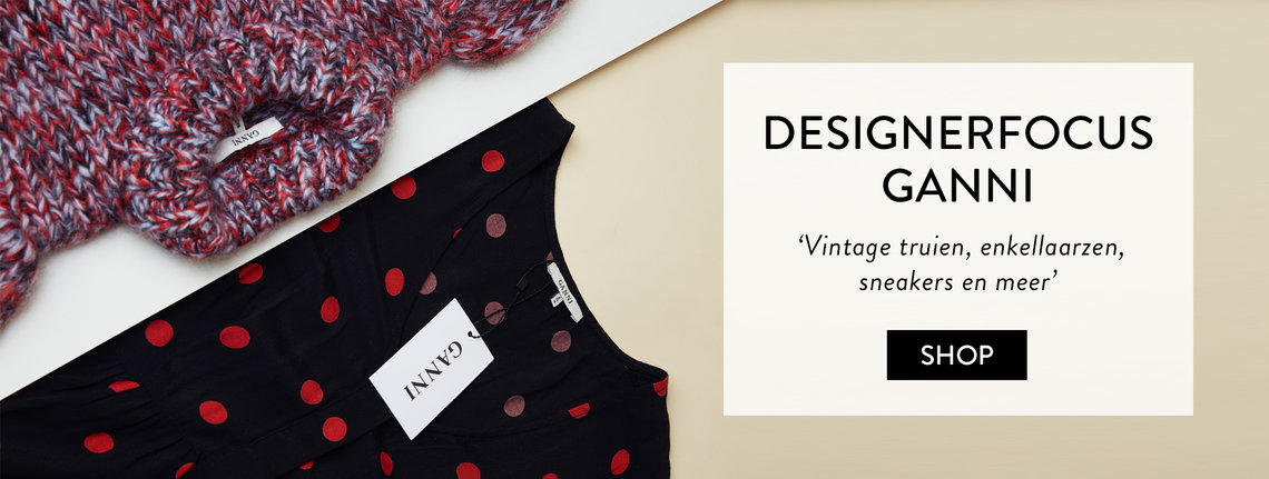 M designer focus ganni nl vintage
